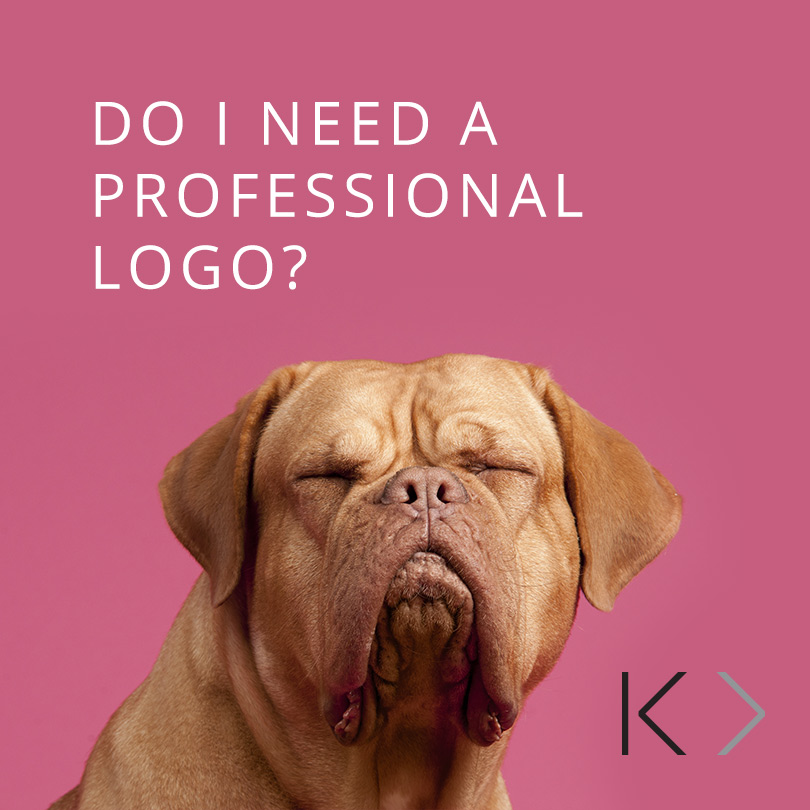 Do I NEED a professional logo?